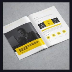 חוברות מיתוג מאת Free-Print
