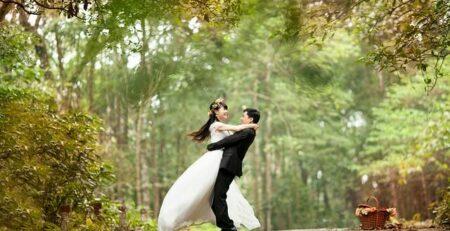 הזמנות לחתונה בטבע
